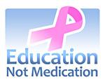Education Not Medication mike adams logo