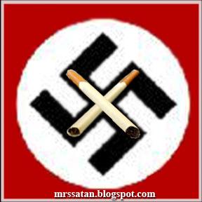 Cigarettes et croix gammee