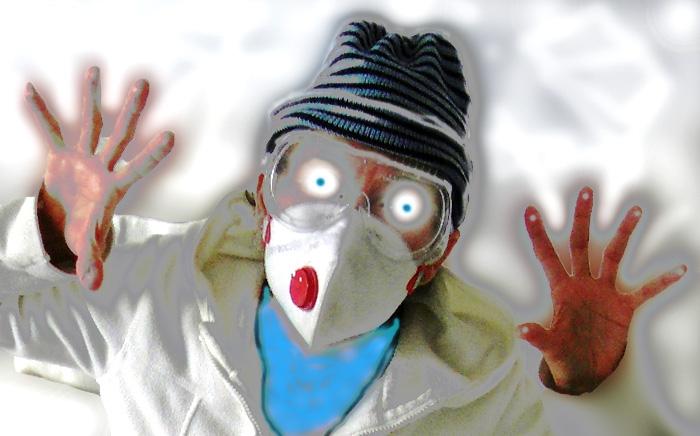 Grippe A H1N1 psychose Crédit photo ZYG_ZAG