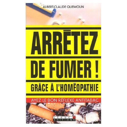 Arreter de fumer grace a l homeopathie Dr Quemoun