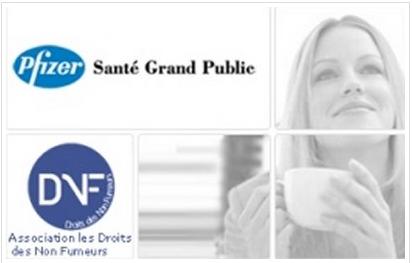 DNF & Pfizer ou le mélange des genres site Entreprise-sans-tabac