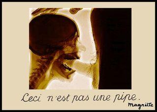 Pipe Magritte détournée