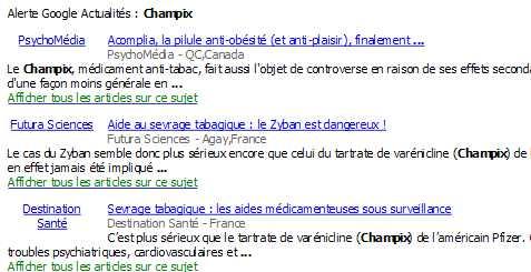 danger Champix