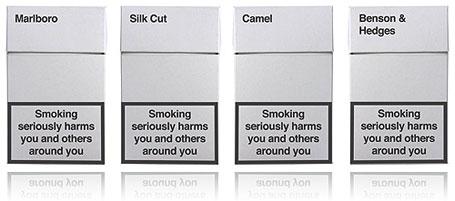 Cigarettes génériques