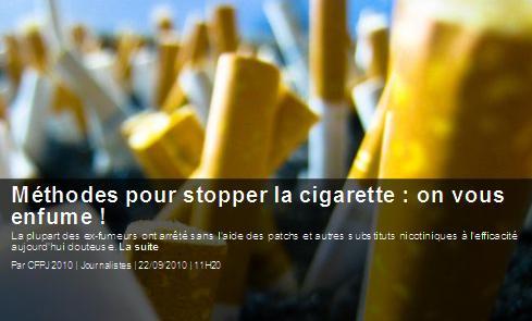 Rue89 Dossier on vous enfume tabac tabagisme cigarette