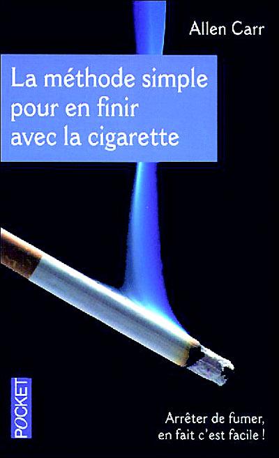 Allen Carr cigarette