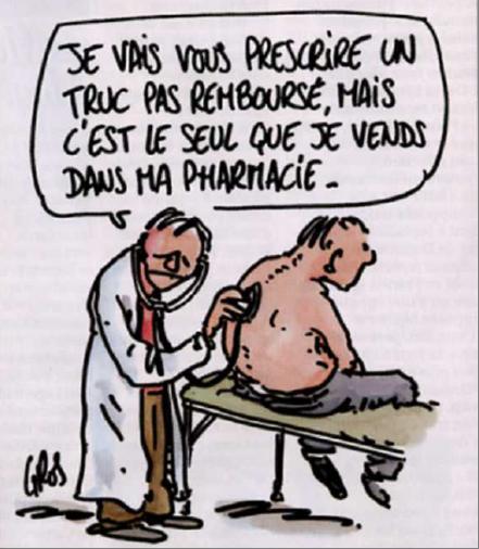 Médecin prescripteur