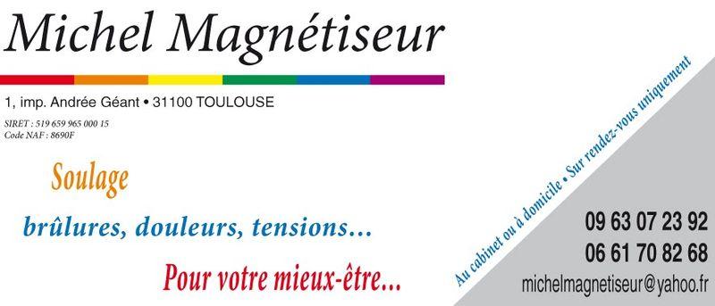 Michel Magnétiseur