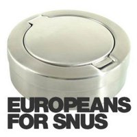 European for Snus