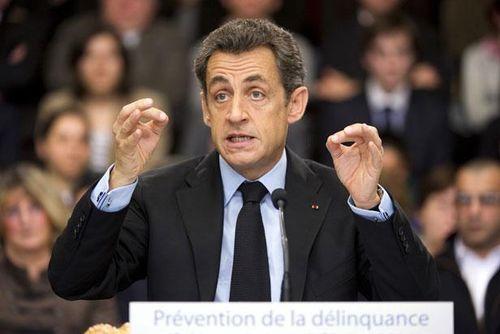 Nicolas Sarkozy, le plus puissant délinquant français