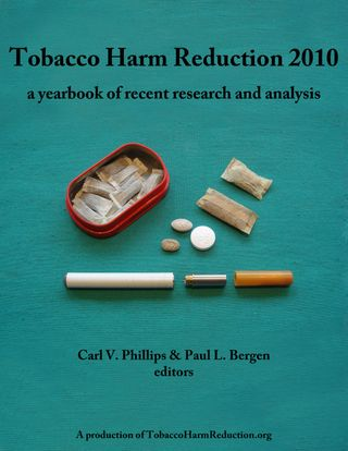 Tobacco Harm Reduction 2010 reduction du risque