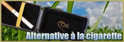 Alternative a la cigarette