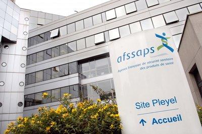 AFSSAPS bureaux