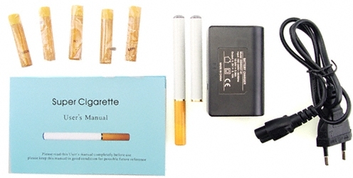 E-cigarette Chinavasion kit