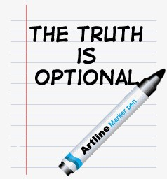 Verite optionnelle Truth is optional