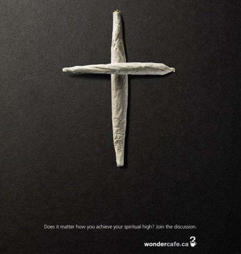 Publicite de l'Eglise unie du Canada (DR)