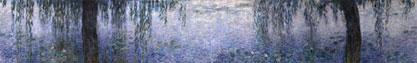 Monet Le Matin clair aux saules