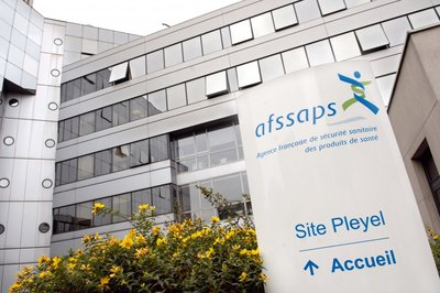 AFSSAPS bureaux Pleyel