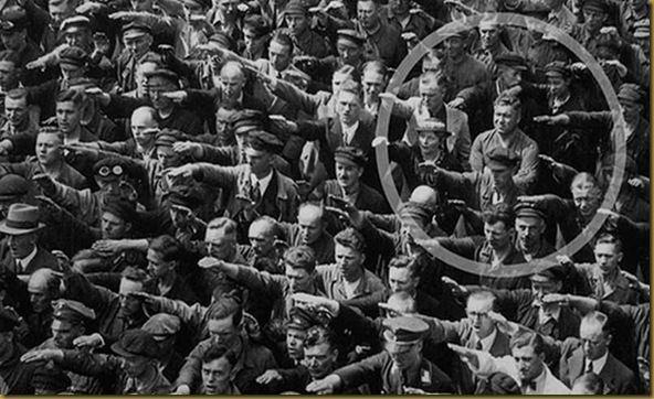 August Landmesser, Hamburg 1936, le courage de dire non