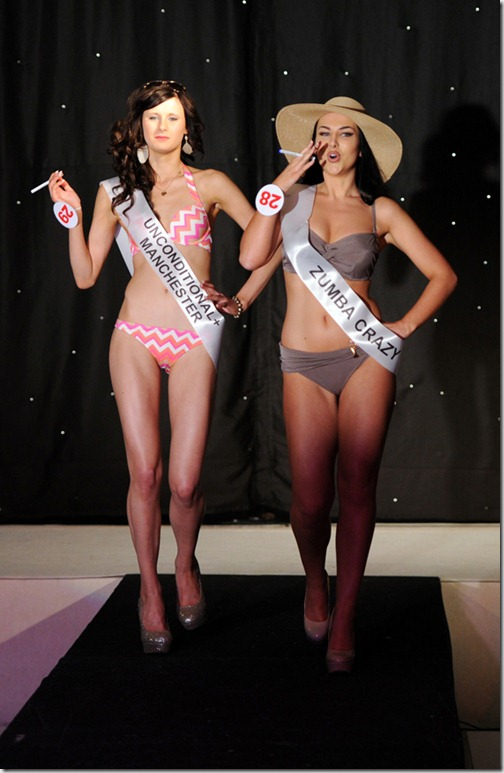 Miss Manchester crowned with a little help from Vapestick