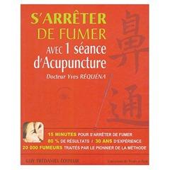 S'arreter de fumer avec 1 seance d'acupuncture (Dr Requena)