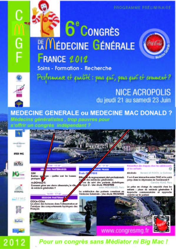 Congres Macdonald Nice 2012 Massilia Sante system
