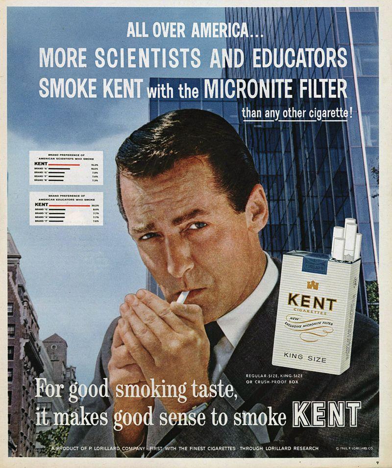 Médecin fumeur 1