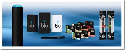 Cigarettes électroniques BLU