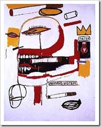 Jean-Michel Basquiat Tabac