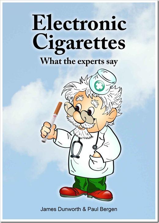 Electronic cigarettes James Dunworth et Paul Bergen