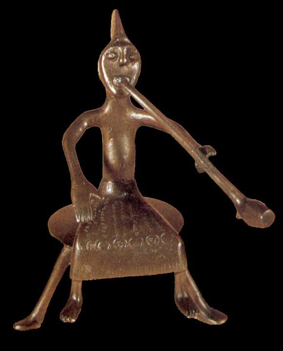 Statuette Benin - PhotoY.Laborie- (c)MuseeduTabac