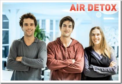 Air Detox équipage