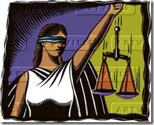 Aveugle justice