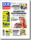 Que Choisir Mensuel n°517 - septembre 2013 Cigarette electronique