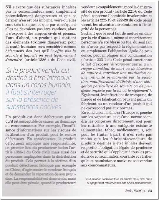 Canard PC n°20 avril 2014 p.83