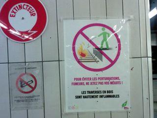 Fumeurs ne jetez pas vos megots